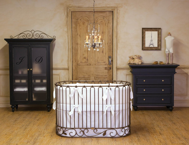 Traditional Cradles And Bassinets by Bratt Decor, Inc