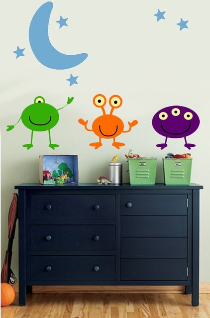 Modern Kids Wall Decor by Etsy