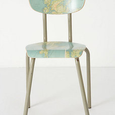 Contemporary Chairs by Anthropologie