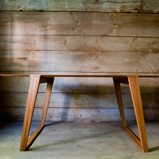 Contemporary Dining Tables by Wood Design