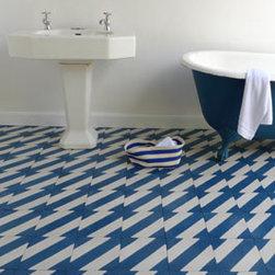Popham Design - Tiles, glorious tiles (with bonus geometric pattern)!