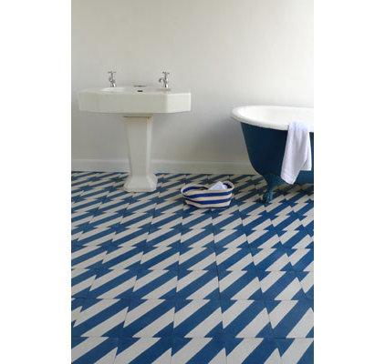 Contemporary Floor Tiles by Popham Design