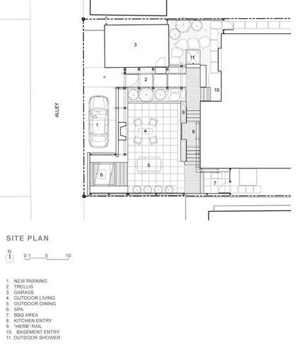 Floor Plan Mt. Baker Courtyard