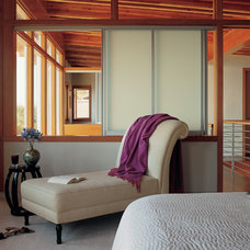 Contemporary Bedroom by Lawrence Architecture
