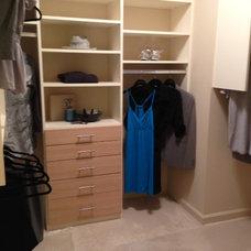 Traditional Closet by California Closets - Triangle, Triad and NC Coast