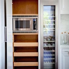 Modern Kitchen by Marsh and Clark Design