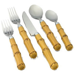 asian flatware by Target