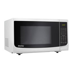 Danby - Danby White Countertop Microwave Oven - Features: