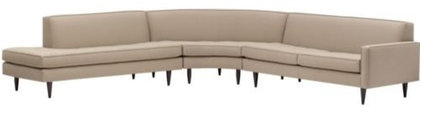 Modern Sectional Sofas by High Fashion Home