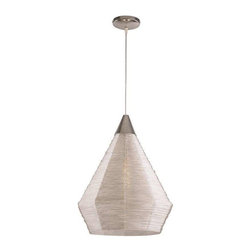 Trans Globe Lighting - Trans Globe Lighting PND-959 Pendant Light In POLISHED CHROME - Part Number: PND-959