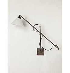 contemporary wall sconces by Anthropologie