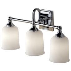 Contemporary Bathroom Vanity Lighting by Arcadian Home & Lighting