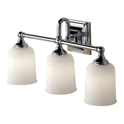 Murray Feiss - Murray Feiss Harvard Transitional Bathroom / Vanity Light X-HC-30072SV - Murray Feiss Harvard Transitional Bathroom / Vanity Light X-HC-30072SV