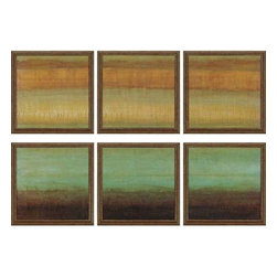 Paragon Art - Paragon Layered Details ,Set of 6- Artwork - Layered Details ,Set of 6      ,  Paragon Textured Plaque      Artist is Hibberd , Paragon has some of the finest designers in the home accessory industry. From industry veterans with an intimate knowledge of design, to new talent with an eye for the cutting edge, Paragon is poised to elevate wall decor to a new level of style.