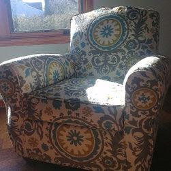Club chair -