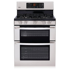 Contemporary Gas Ranges And Electric Ranges by Overstock.com