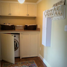 Traditional Laundry Room by Hopkins Designs