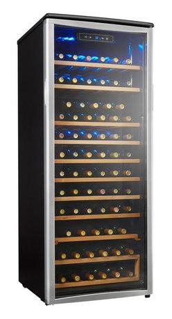Danby - Designer Wine Cooler - -Danby Designer Wine Cooler - Holds up to 75 bottles of wine