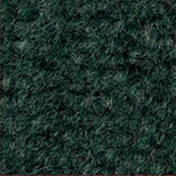buyMATS Inc. - 3' x 60' Standard Tuff Olefin Mat Hunter Green - A lighter weight version of the same elegant carpet as Plush Tuff Olefin.