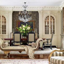 Traditional Dining Room by Wilson Kelsey Design