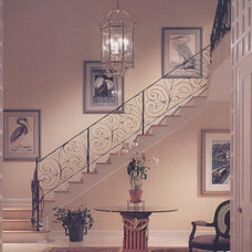 Traditional Staircase by DecoDesignCenter.com