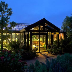 Luxury Greenhouses - Gothic Arch Greenhouses Inc.
