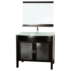 Modern Bathroom Vanities And Sink Consoles by Corbel Universe