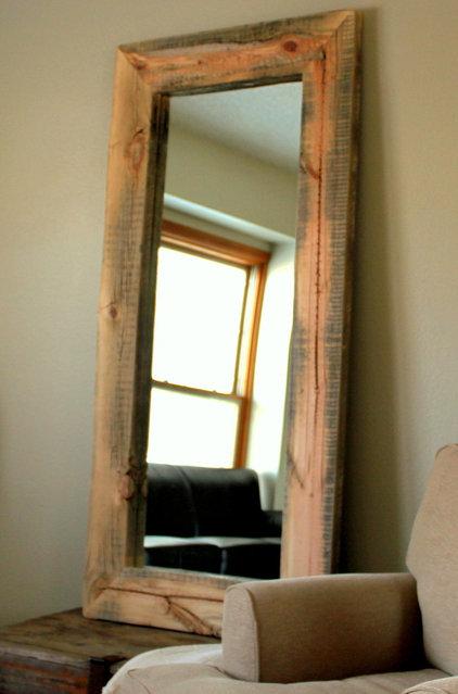 Floor Mirrors by JW Atlas Wood Co.