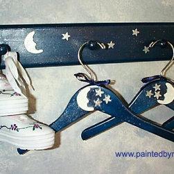Children's Hand Painted Hangers -
