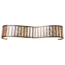 Varaluz Affinity 4 Light Vanity in New Bronze 175B04