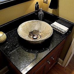 Handmade Pottery Sink Vessels - Handmade pottery sink vessels by Thees Pottery