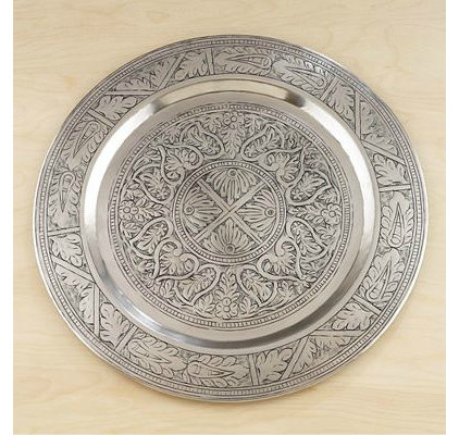 traditional platters by Cost Plus World Market
