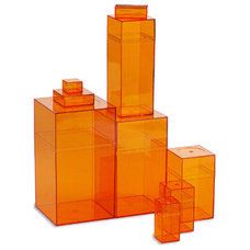 Modern Storage Boxes by The Container Store