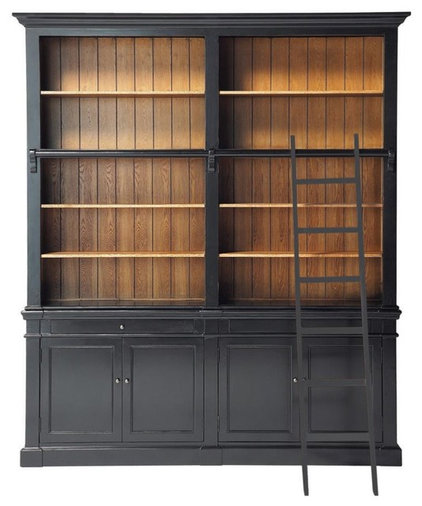 Traditional Bookcases by Maisons du Monde