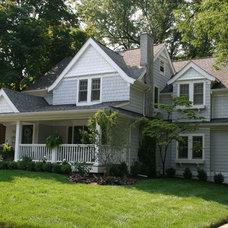 Traditional Exterior by CBI Design Professionals, Inc.