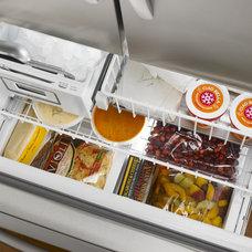 Freezers Kitchen Aid KFCS 22EVMS - Freezer