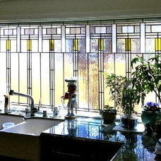 Stylish Leaded Glass Windows