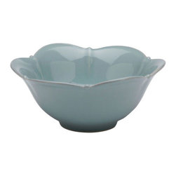 Casafina - Soup/Cereal Bowl - The Meridian stoneware collection offers a wide variety of dinnerware items as well as serving pieces.