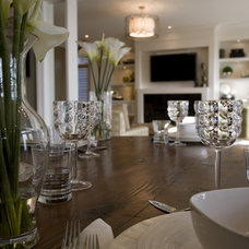 Living Room by Jennifer Brouwer (Jennifer Brouwer Design Inc)