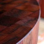 Green Mountain custom butcher block -