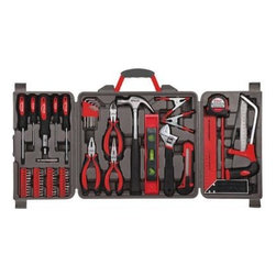 Apollo Tools - 71 Pc Household Tool Kit - Apollo Tools DT0204 71 Pc Household Tool Kit Contains all the Tools Necessary for Most Household Projects.