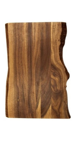 Architec Barewood Cutting Board - Don't hide this beautiful naturally shaped cutting board away in the cupboard.