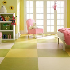 Eclectic Floors by Paul Anater