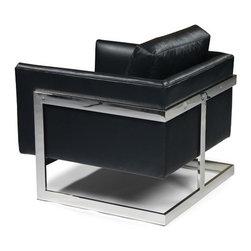 Thayer Coggin - Design Classic T Lounge Chair | Thayer Coggin - Design by Milo Baughman.