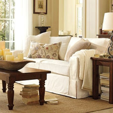 Sofas by Pottery Barn