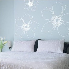 modern decals by Rosenberry Rooms