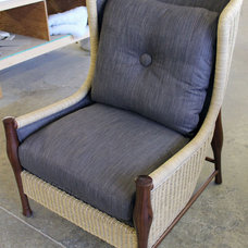 Traditional  by McGuire Furniture Company