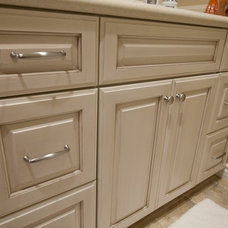 traditional bathroom vanities and sink consoles by Kitchens Etc. of Ventura County