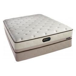 Simmons Beautyrest Truenergy Becca Plush Firm Mattress - This Beautyrest Truenergy becca plush firm mattress is a unique hybrid memory foam/innerspring mattress made with care in the USA.
