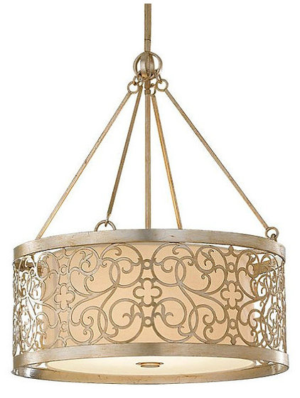 traditional pendant lighting by Jace Interiors & CreateGirl Blog
